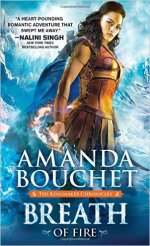 Review: Breath of Fire by Amanda Bouchet